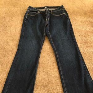Whitehorse Black Market Boot Cut Jeans
